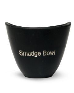 Smudge Bowl Small Black