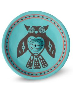 Native Soul Owl Incense Burner