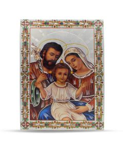 Aluminium Plate Feast Day Of The Holy Family 30 X 42