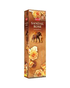 Hem Sandal Rose Tall Hexa