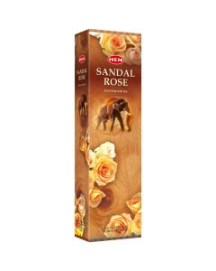 Hem sandalia Rose Hexa alto