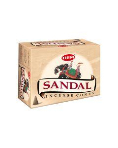 Hem Sandal Cones