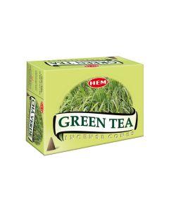 Hem Green Tea Cones