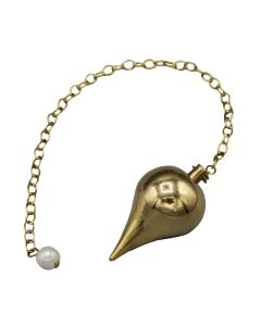 Brass Luzi Pendulum (Large)