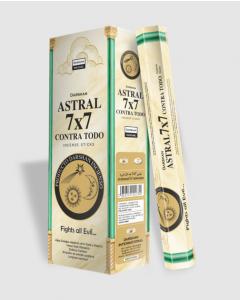 Darshan Astral 7 x 7 Vecht Al Het Kwaad Hexa