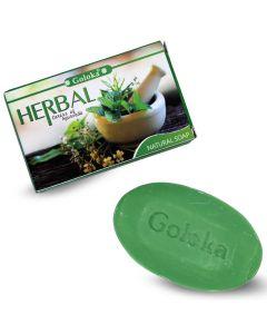 Goloka Nag Champa Herbal Natural Soap 75 gram