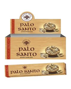 Green Tree Palo Santo Natural Wierook 15 gram