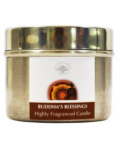 Green Tree candle Geurkaars 150 gram Budha's Blessing