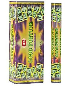 Hem Good Fortune Hexa Incense