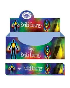 Green Tree Reiki Energy Natural Wierook 15 gram