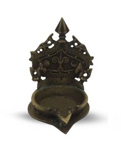 Botón de oro Pooja