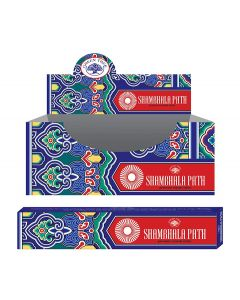Green Tree Natural Masala Shambhala Path Incense 15 grams