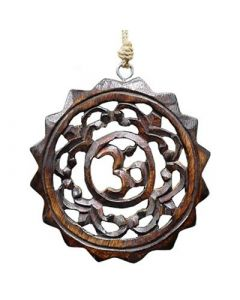 Wall Hanging 15 cm Ohm