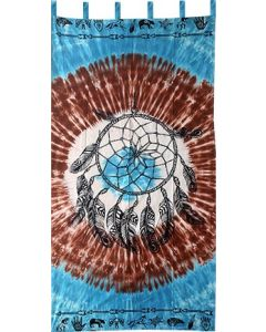 "Cotton Curtain 44""x 88"" Dreamcatcher"