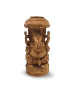 Paraguas de Ganesha 25cm