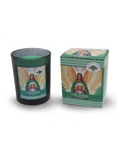 Green Tree Vela aromática Angel curativo 210 gramos
