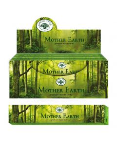 Green Tree Mother Earth Masala Wierook 15 gram
