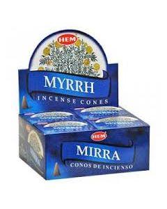 Hem Myrrh Cones
