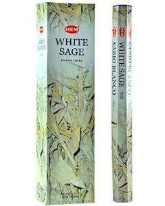 Hem White Sage Tall Hexa