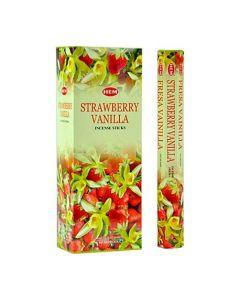 Hem Vanilla Strawberry Hexa