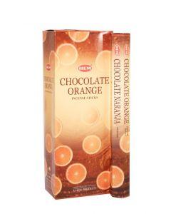 Hem Orange Chocolate Hexa