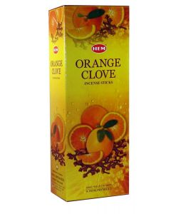 Hem Orange Clove Hexa