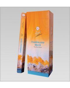Flute Frankincense Myrrh Hexa