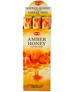 Hem Amber Honey Hexa