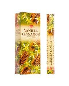 Hem Vanilla Cinnamon Hexa
