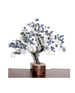 Gem Tree With Charms 160 Pentacle