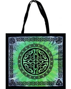 "Totebag Celtic knot 16""x18"""