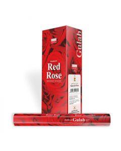 Darshan Red Rose Hexa
