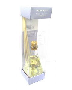 Green Tree Pyramid Diffuser Fresh Linen 150 ml