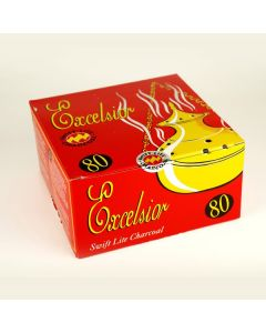 Excelsior charcoal 33/80