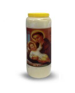 Noveenkaars St.Antonius + gebed