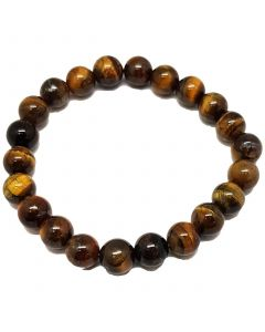 Bracelet Tiger Eye (8mm)