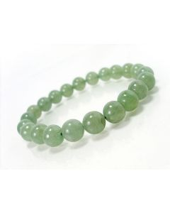 Bracelet Green Aventurine beads (8mm)