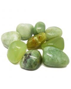 Tumbled stones-Serpentine