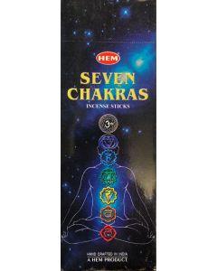 Hem Seven Chakras Hexa