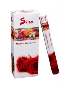 SIRO Magical Rose hexa incense stk