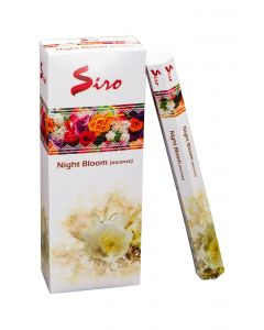 SIRO Night Bloom hexa incense stk
