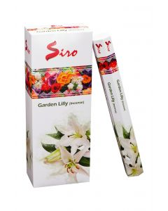 SIRO Garden Lilly hexa incense stk