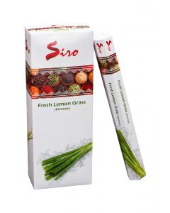 SIRO Fresh Lemon Grass  hexa incense stk