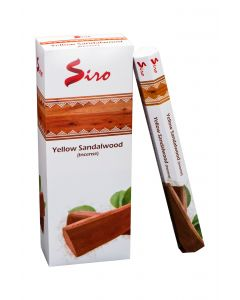 Siro Yellow Sandalwood Hexa Wierook