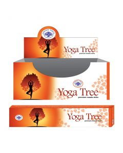 Green Tree Yoga Tree Wierook 15 gram