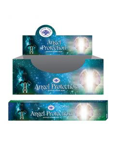 Green Tree Angel Protection Wierook 15 gram