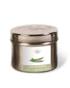 Green Tree Mint Eucalyptus Candle 150 Grams