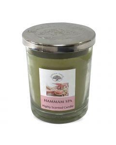 Green Tree Hammam Spa Candle 200 Grams