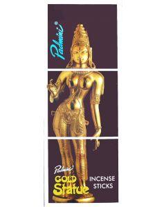 Padmini Gold Statue Hexa Wierook