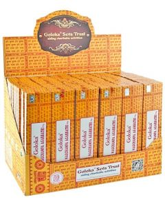Goloka Nag Champa Display